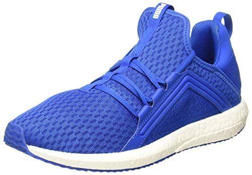 67b47ceecfd2 Puma Men s Mega Nrgy Lapis Blue White Running Shoes-10 UK India (44.5
