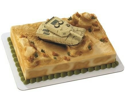 Army truck slab cakes pinterest cake for Army cake decoration