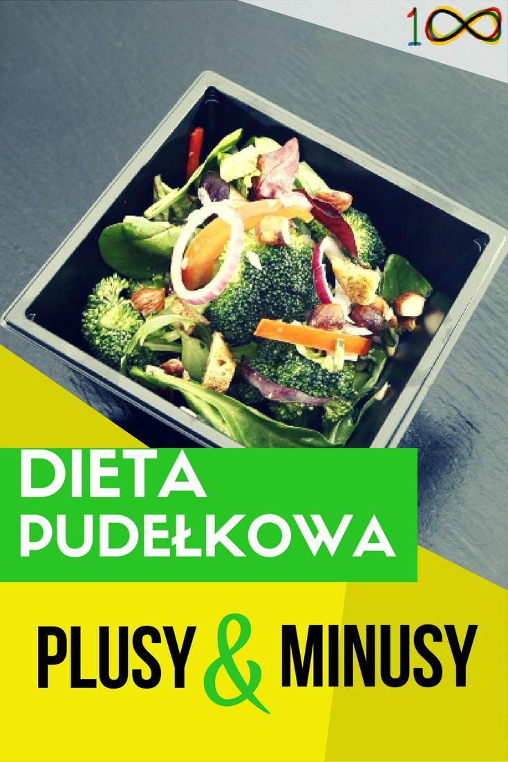 Sprawdź, jakie korzyści i wady niesie ze sobą dieta pudełkowa...