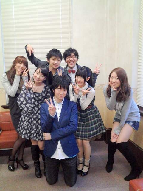 2013-12-17 はたまお・・・涙イベントっ!! 気まぐれにどうでしょう ~下野紘公式ブログ~