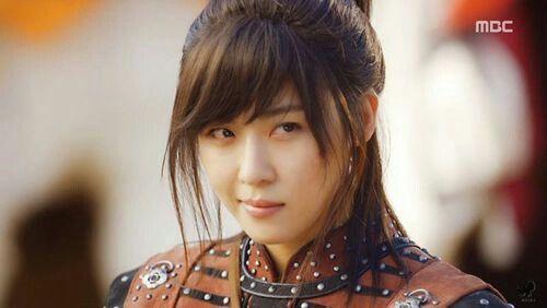 Empress ki, ha ji won