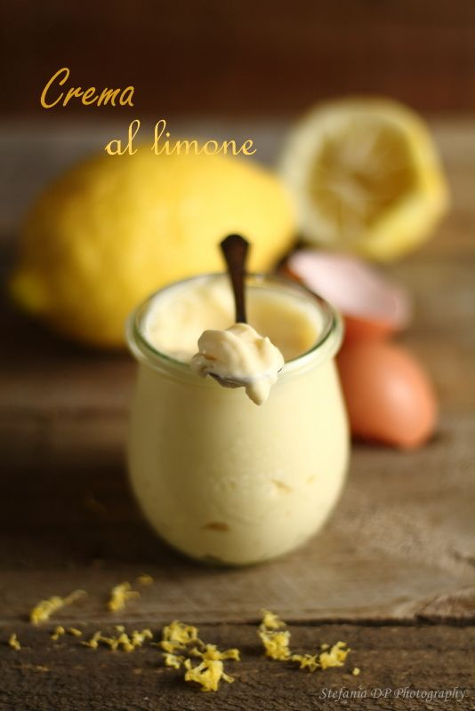 Crema al limone di Pierre Hermé | Formine e Mattarello