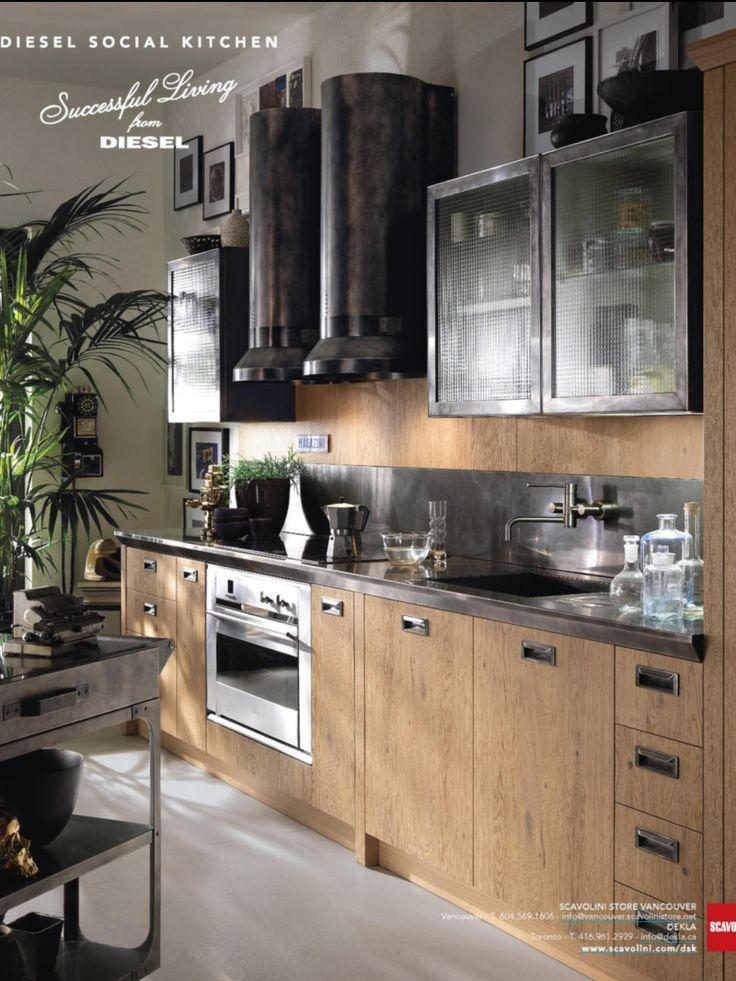 136 best Cucine Scavolini images on Pinterest | Modern kitchens ...