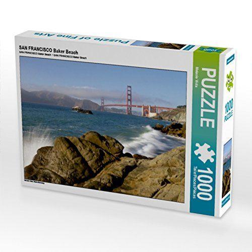 SAN FRANCISCO Baker Beach 1000 Teile Puzzle quer Melanie ... https://www.amazon.de/dp/B01L74FMWI/ref=cm_sw_r_pi_dp_x_rWRqybXX3Z4JS #Puzzle #1000 #1000Teile #Geschenk #Weihnachten #Spielzeug #Basteln #Spass #Beschäftigung #SanFrancisco #GoldenGateBridge #BakerBeach #Küste #Stadt #USA #Kalifornien