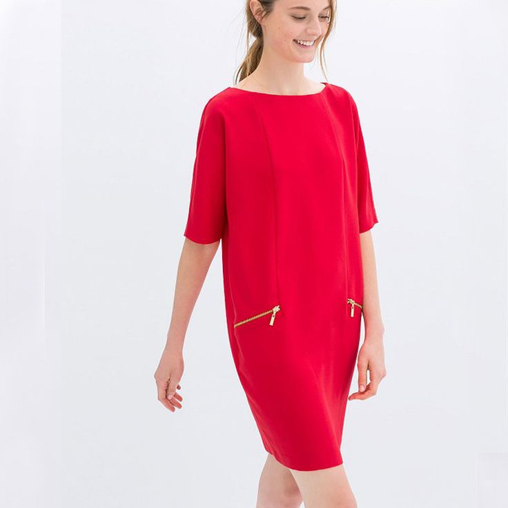 Cari Lebih Meja Rias Informasi tentang 2014 New Women Eropa Mode Runway Dress Red Duble Ritsleting Partai Dresses Gratis Pengiriman SX15056, Kualitas Tinggi dress hoops, berpakaian dengan kerudung China Pemasok, murah dresse dari Best Clothing Store pada Aliexpress.com