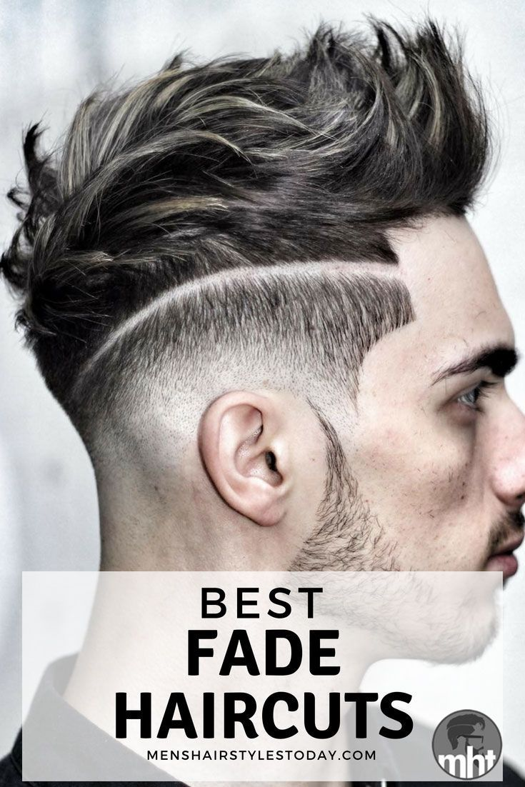 The best fade haircuts for men cool fade hairstyles
