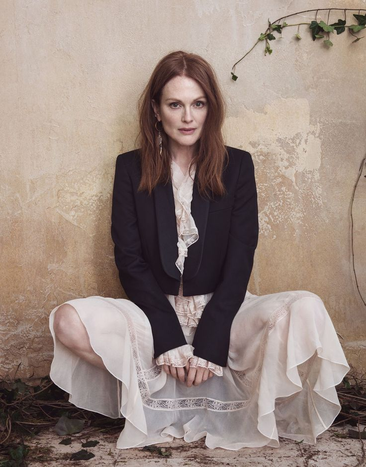 "Duchess Dior: ""In the Picture"" Julianne Moore for The Edit Magazine May 2016"
