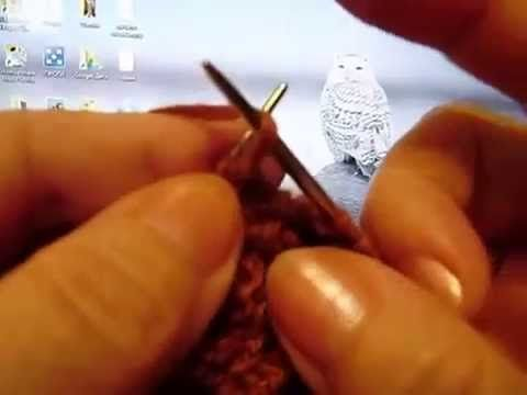 Носки от мыска с пяткой бумеранг.Как научиться вязать. Уроки вязания для...