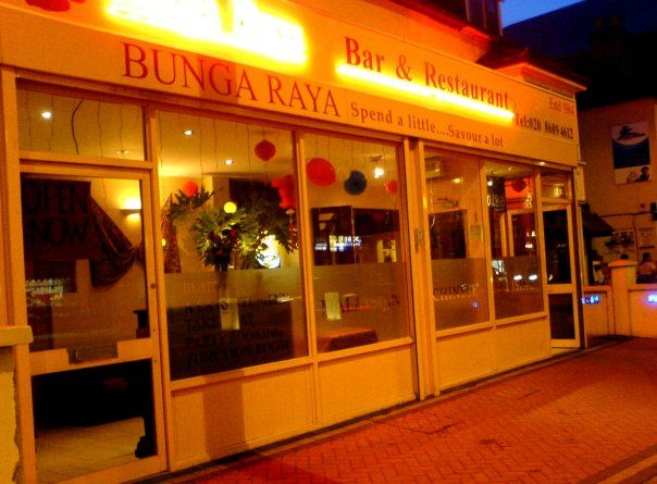 !!! IMPORTANT NEWS !!! Bunga Raya has now CLOSED DOWN for business. Please watch for updates with new venue. Many thanks to you all for your fantastic support!
