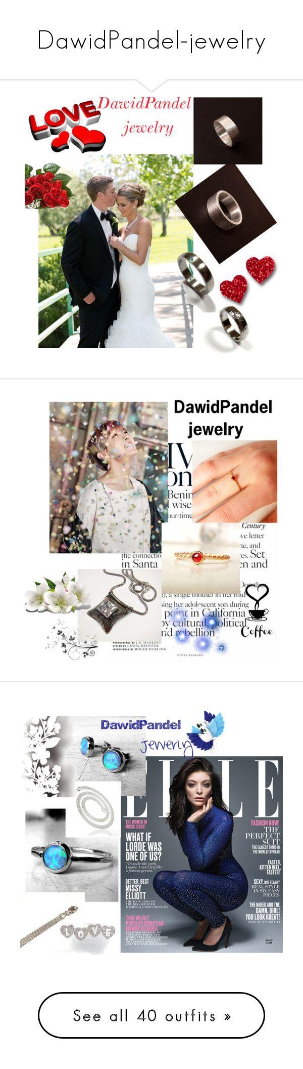 """DawidPandel-jewelry"" by alma-ja ❤ liked on Polyvore featuring WALL, Arca, Élitis, Massif, Others Follow, Rachel Trevor-Morgan, Laurence Dacade, Zigi Soho, ASOS and Fendi"