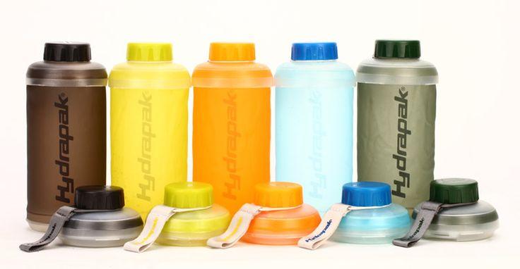Stash Collapsible Bottles