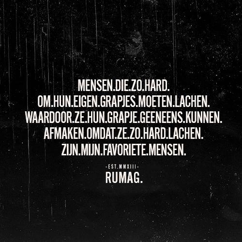 Lachen #rumag