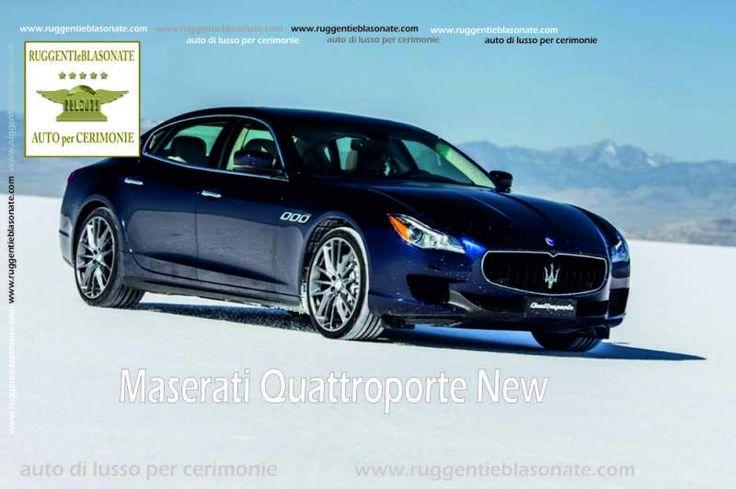 Per il tuo Matrimonio, vuoi una Maserati?
