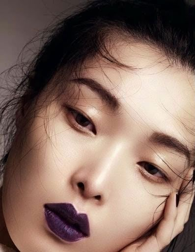Sung Hee Kim by Marcus Ohlsson for Vogue China October 2013