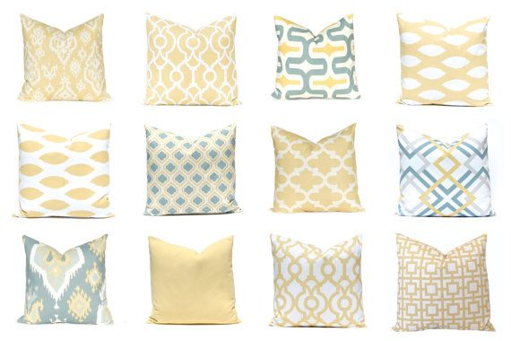 17 best ideas about sofa pillows on pinterest living room pillows couch pillow arrangement for Coordinating fabrics for living room
