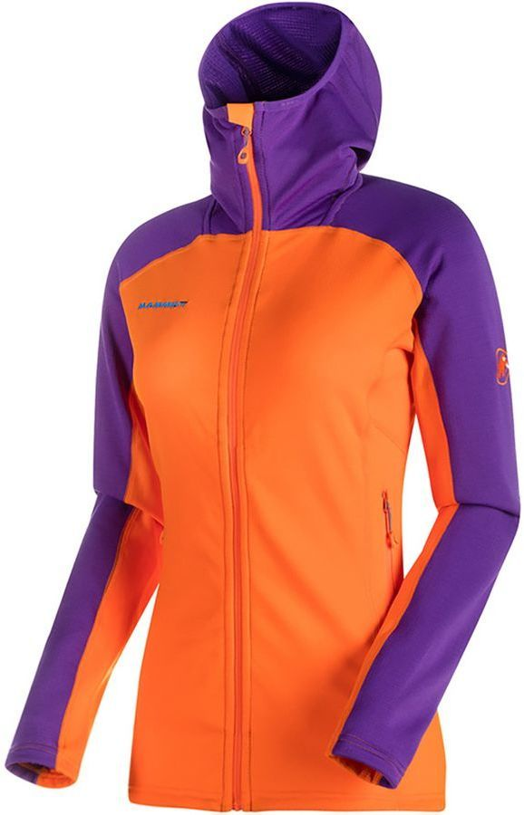 45a8eefe7a Mammut Eiswand Advanced ML Hooded Fleece Jacket - Women s ...