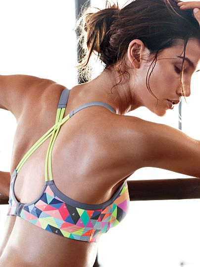 24 Cute Sports Bras with Beautiful Backs