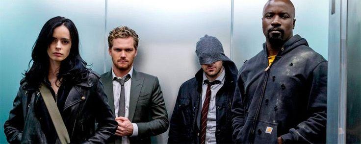 'The Defenders': Este es el orden correcto para ver las series de Marvel y Netflix