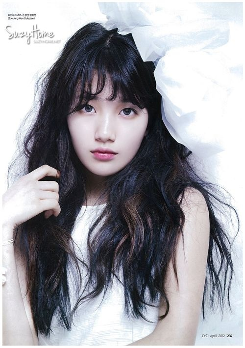 Miss A's Suzy for CeCi