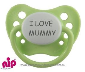 $8.00 from www.nameyourdummy.com.au - perfect for Mother's Day