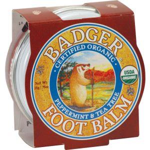 Badger Foot Balm21g