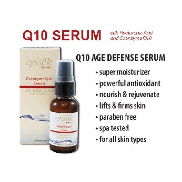 Episilk™ Coenzyme Q10 Serum