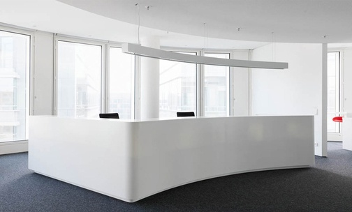 projekt gaertner internationale moebel empfang tresen projekte arbeiten pinterest. Black Bedroom Furniture Sets. Home Design Ideas