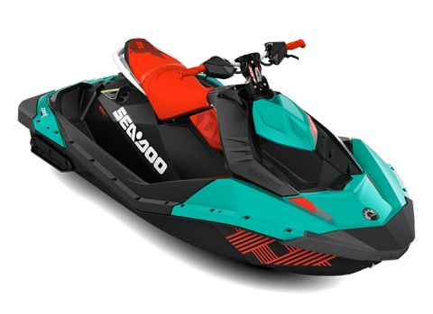 Sea-Doo SPARK TRIXX | Accesible y divertida | Motos acuáticas Sea-Doo | Sea-Doo…
