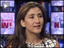 "Ingrid Betancourt: ""Even Silence Has an End: My Six Years of Captivity in the Colombian Jungle"" 