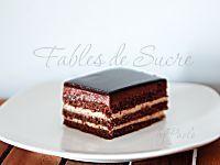 Torta Opera ricetta dolce