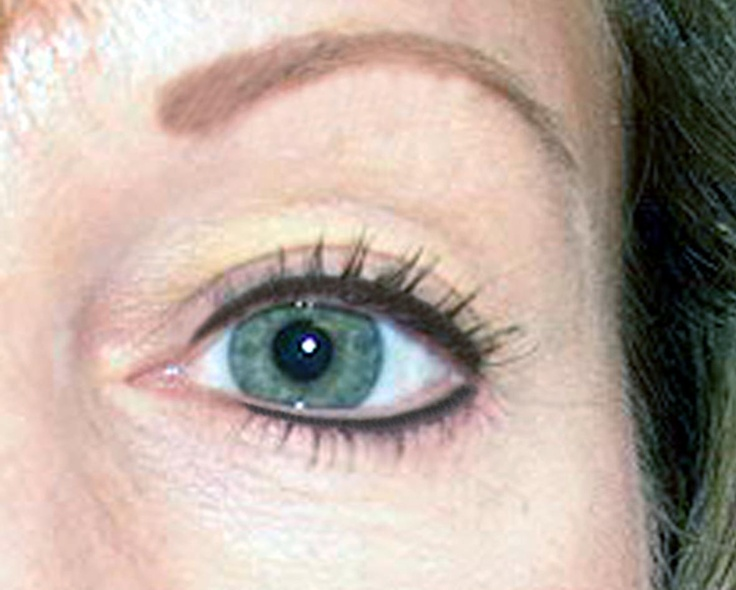 Permanent make-up, Vicki is the very best!