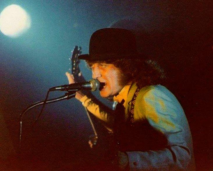 Noddy Holder #Slade #live #80s