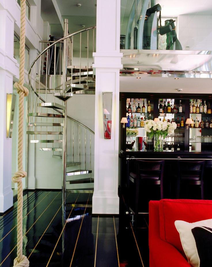 Nett Interieur Design Studio Luis Bustamente Bilder ...
