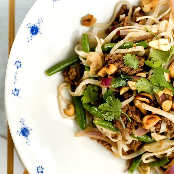 wok med kjøttdeig 3
