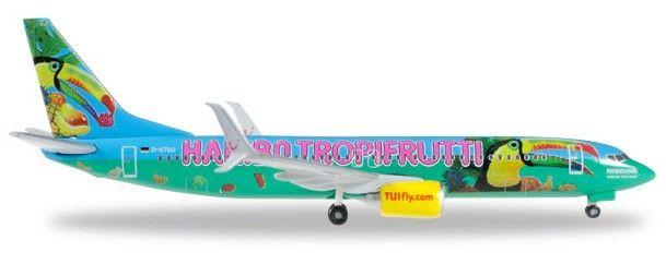 B737-800 (TUIfly Haribo Tropifrutti) 528191 Herpa Wings