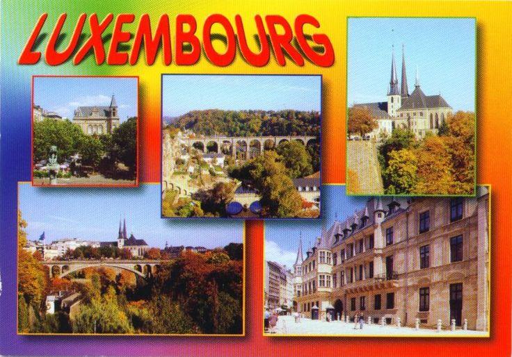 Luxemburg - Luxemburg