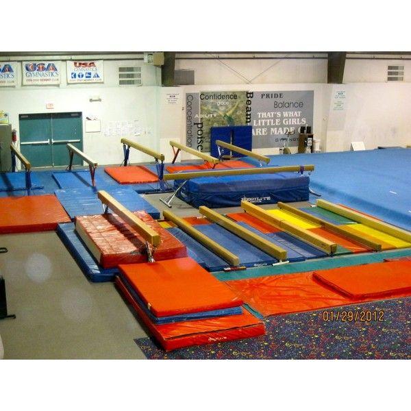 Northeast Gymnastics Academy, Hanover PA Northeast Gymnastics Academy... ❤ liked on Polyvore featuring gymnastics