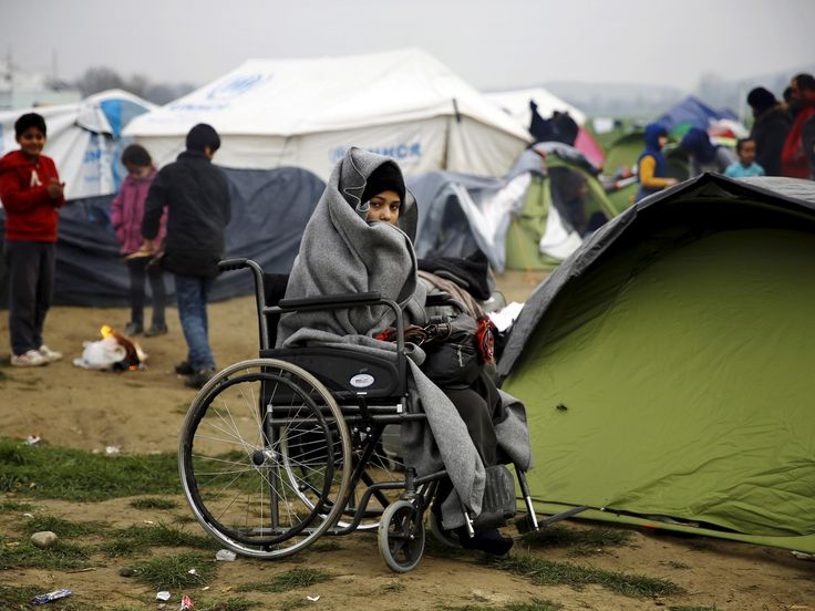 The government just quietly banned disabled child refugees from Britain