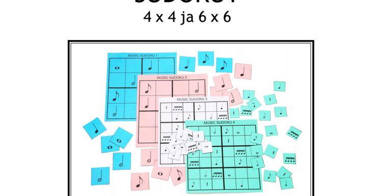 Musiikkisudokut 4x4 6x6 Haaraamo.pdf