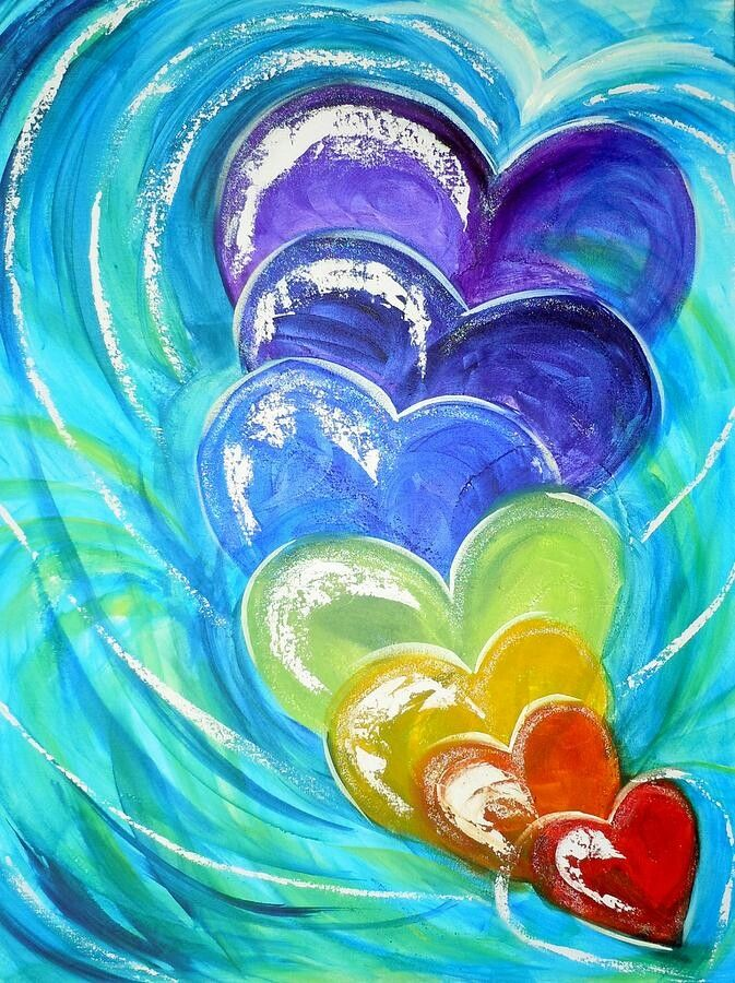 149 Best Valentines Day Art Lessons Images On Pinterest