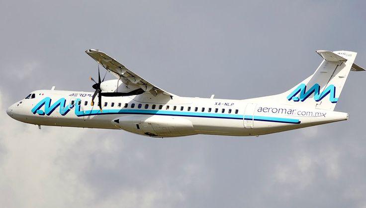 Mexican Aeromar ATR 72-600
