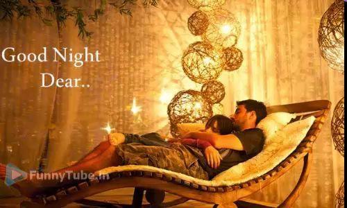 Romantic Hindi Good Night Wish - https://funnytube.in/romantic-hindi-good-night-wish/