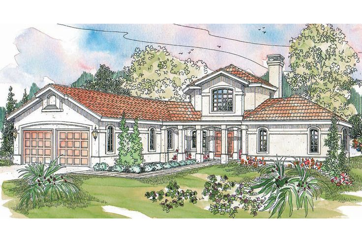 spanish style home building plans picture database homes