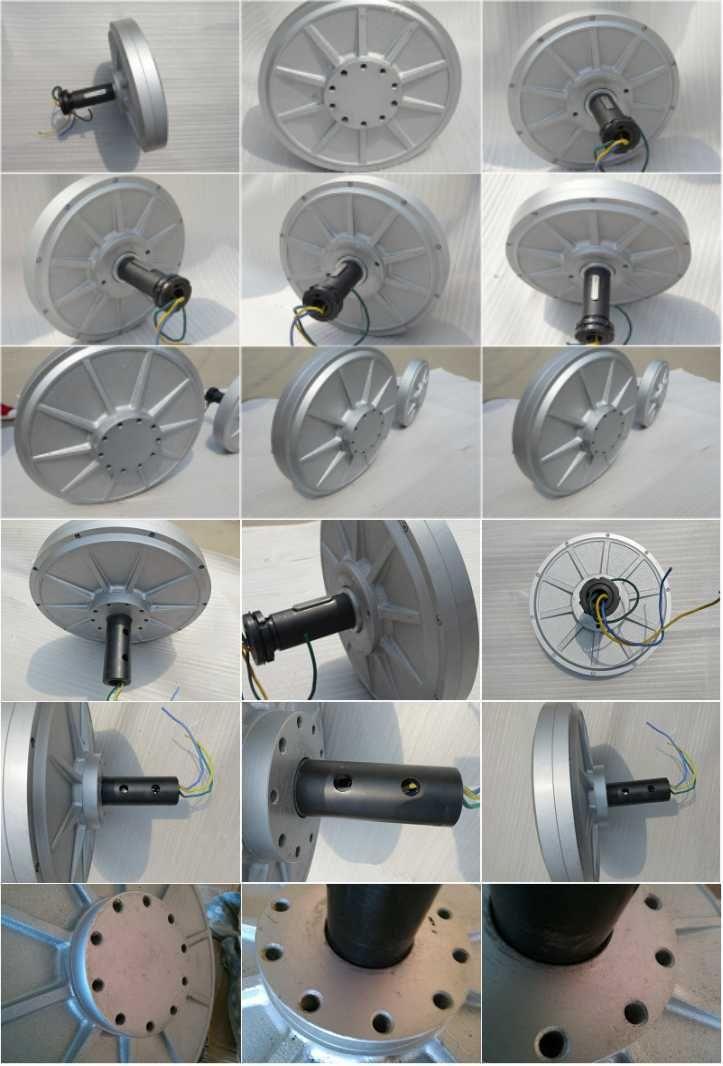 1-10kw Coreless Permanent Magnet Generator - China Af Pmg