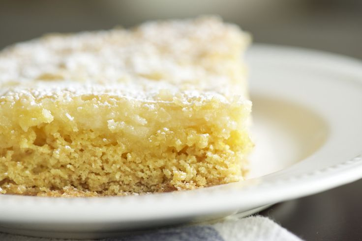 Classic Butter Cake This cake is very buttery and fattening, but looks delicious!