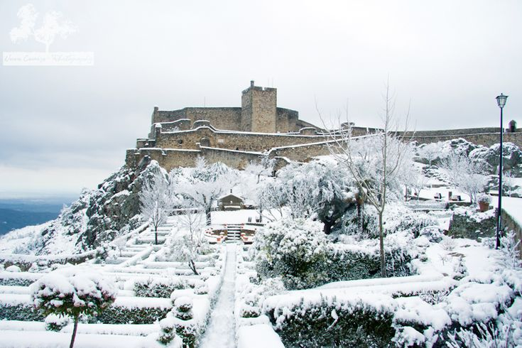 MARVÃO - considerado o Rei dos Castelos de Montanha - Portugal