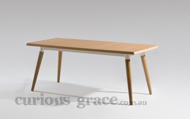 Coping dining table by Sean Dix 2600 $2315