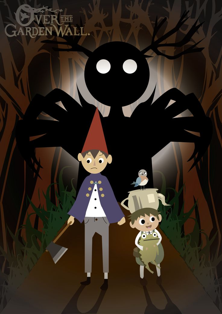 Practice. Over the garden wall