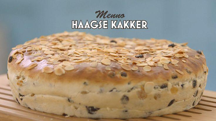 Haagse kakker (gevuld brood )