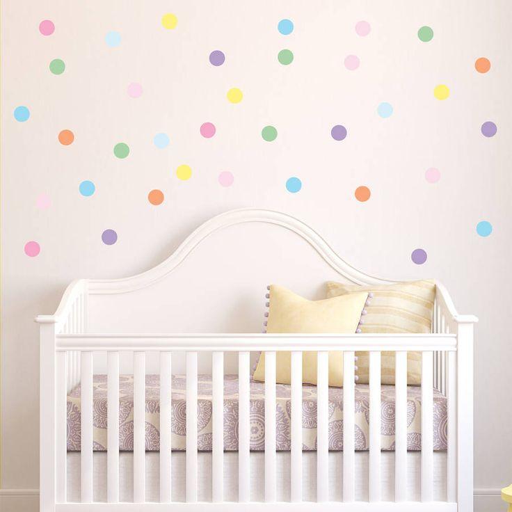 Confetti Spots Wall Stickers